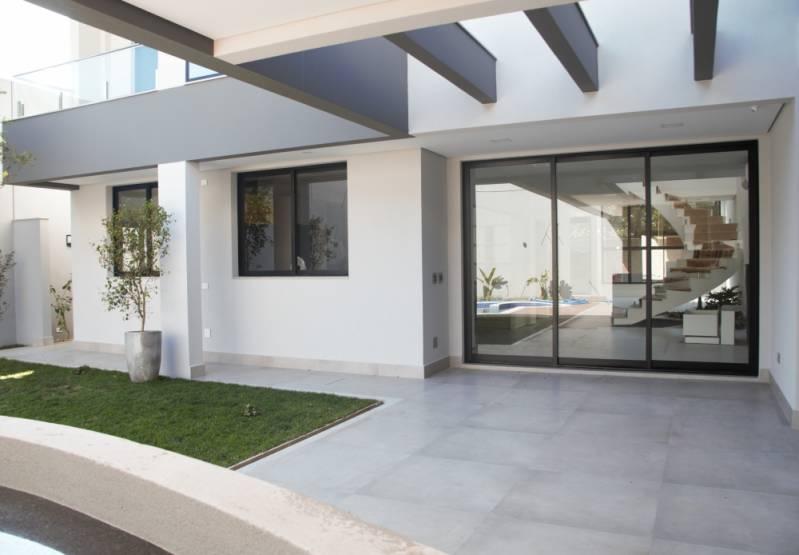 Empresa de Esquadria de Alumínio com Vidro em São Caetano do Sul - Esquadria de Alumínio com Vidro