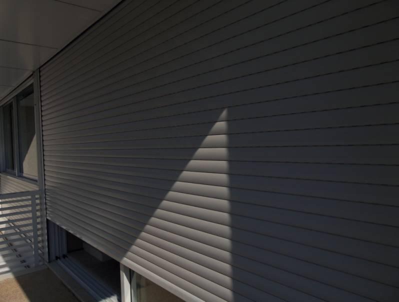 Esquadria de Alumínio com Persiana Integrada na Bragança Paulista - Esquadria de Alumínio com Vidro