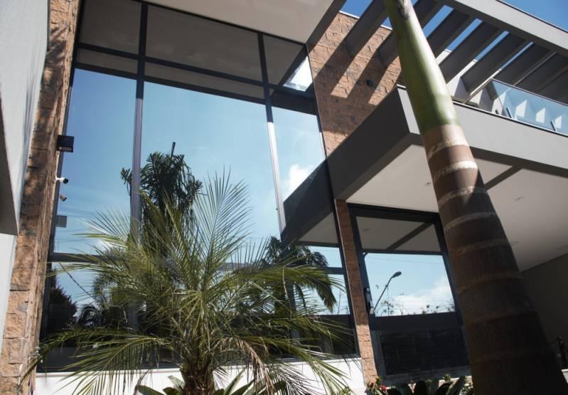 Esquadrias sob Medida em São Caetano do Sul - Esquadria de Alumínio com Vidro