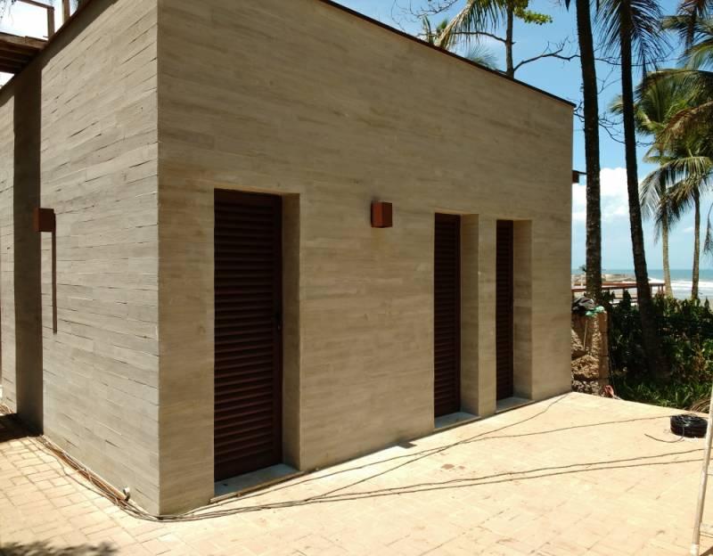 Portas de Alumínio para Banheiros no Porto Feliz - Porta de Correr Trilho Embutido