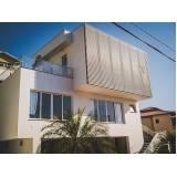 janela de alumínio branco sob medida na Itapecerica da Serra
