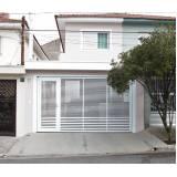 portão de alumínio branco preço em Guarulhos