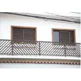 projeto de esquadria de alumínio anodizado em Iguape
